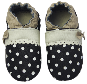 Rose et Chocolat Polka Princess Black - mumspring