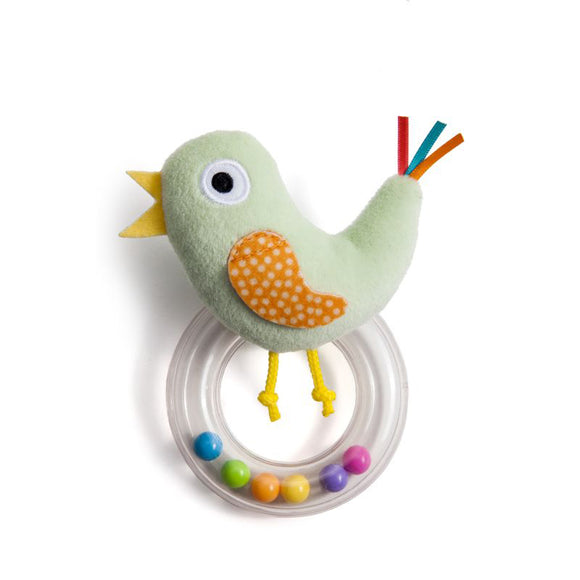 Taf Toys Cheeky Chick Rattle - mumspring