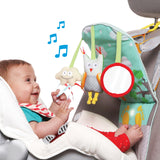 Taf Toys Music and Lights Play and Kick Car Toy - mumspring