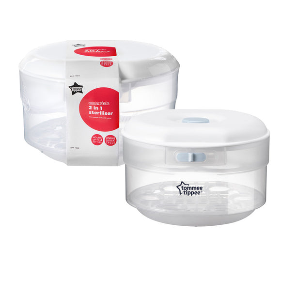 Tommee Tippee, Microwave & Cold Water Steriliser