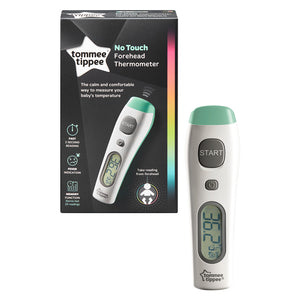 Tommee Tippee, No Touch Forehead Thermometer - mumspring