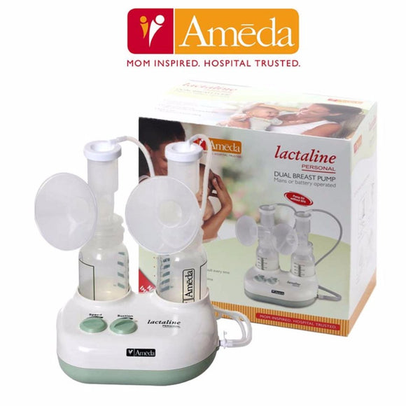 Ameda, Lactaline Double Breast Pump - mumspring