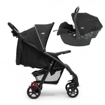 Joie, Muze Travel System (Carseat + Stroller)
