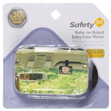 Safety 1st, Baby View Mirror - mumspring