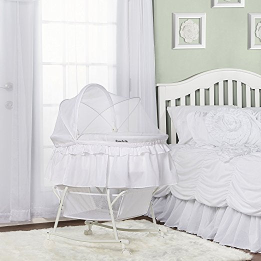 Lacy Portable 2-in-1 Bassinet