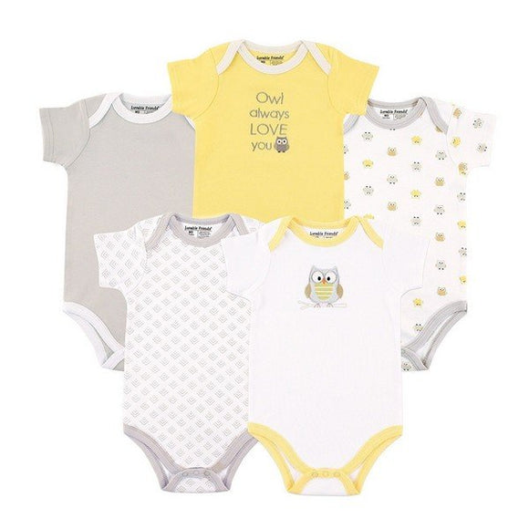 Neutral 5 Packs Bodysuit