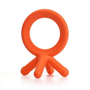 Como Tomo Silicone Teether - mumspring