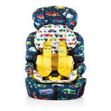 Cosatto Zoomi (5 Point Plus) 1/2/3 Car Seat-Rev Up - mumspring