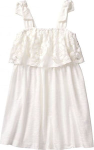 Crazy 8 Toddler Girl's Ruffle Lace Dress - mumspring
