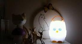 Lindam, Night Light Owl 'Light My Way' - mumspring