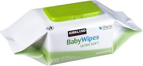 Kirkland Signature Baby Wipes 100 count - mumspring