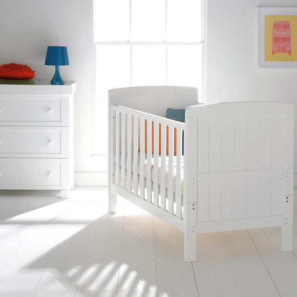 Mumspring, Custom Convertible Crib/Cot Bed 1