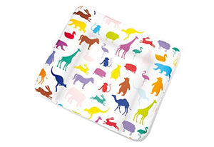 Happy Zoo Changing Pad Cover - mumspring