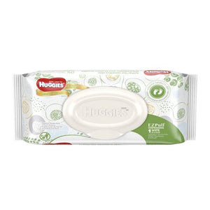 Huggies Natural Care Wipes (Unscented) - mumspring