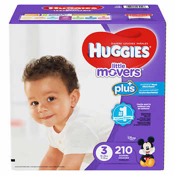 Huggies Little Movers - mumspring