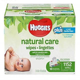 Huggies Natural Care Wipes (Unscented)