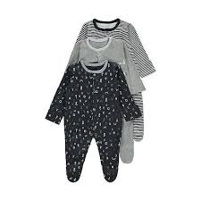 3-in-1 Sleepsuit