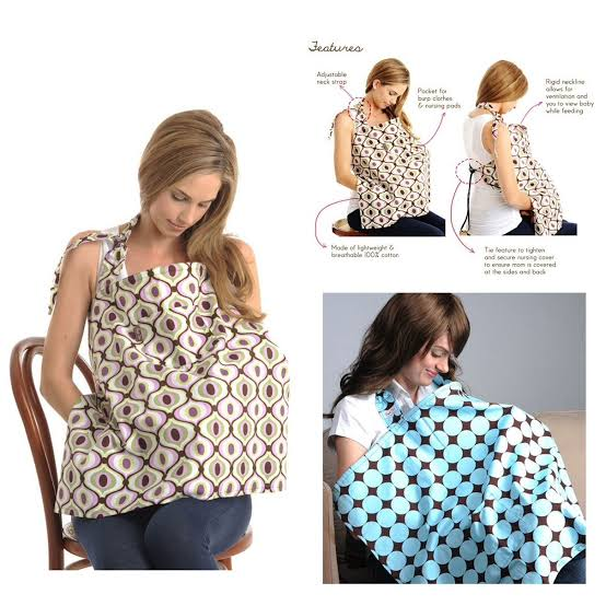 Nursing Cover For Chic Mom