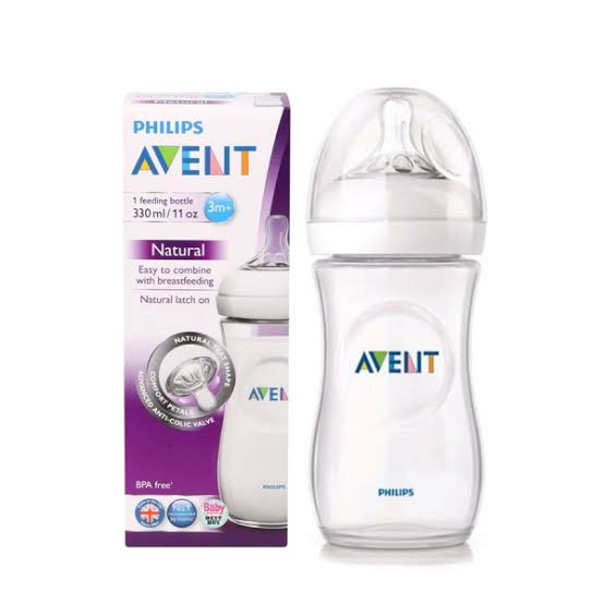 PHILIPS AVENT NATURAL BOTTLE 11OZ/330ML