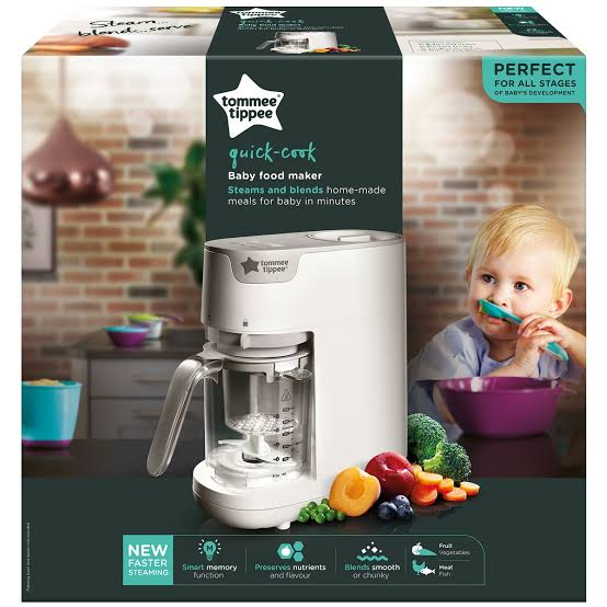 Tommee Tippee Food Steamer & Blender