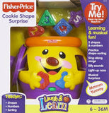 Fisher-Price, Laugh & Learn Cookie Shape Surprise
