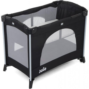 Joie Kubbie Compact Travel cot-coal - mumspring