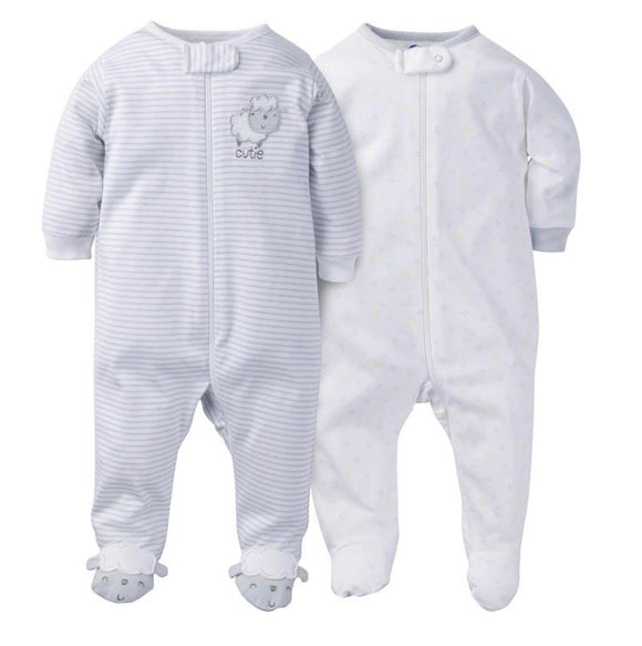 Lamb Sleep 'n Play by Gerber-Pack of 2 - mumspring
