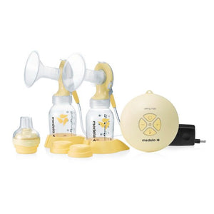 Medela, Swing Maxi Double Electric Breastpump - mumspring
