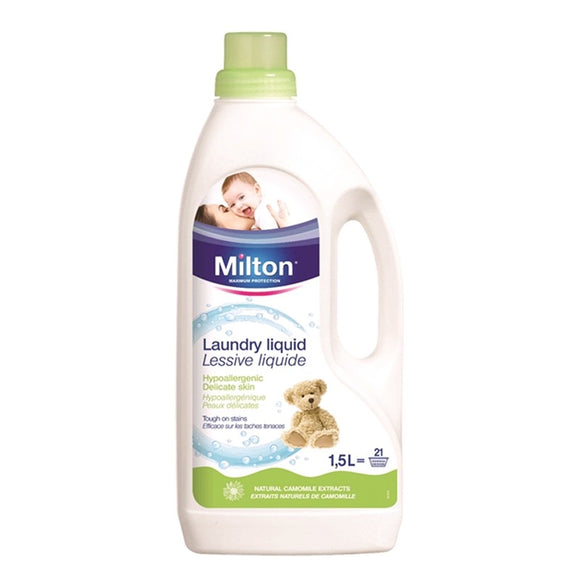 Milton, Laundry Liquid