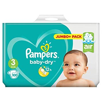 Pampers Baby Dry Diapers - mumspring