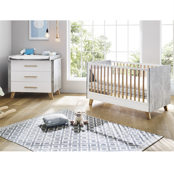 Apollo 2-Piece Nursery Furniture Set By Pinolino - mumspring