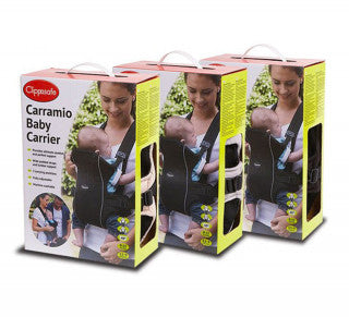 Clippasafe, Carramio 2 Position Baby Carrier
