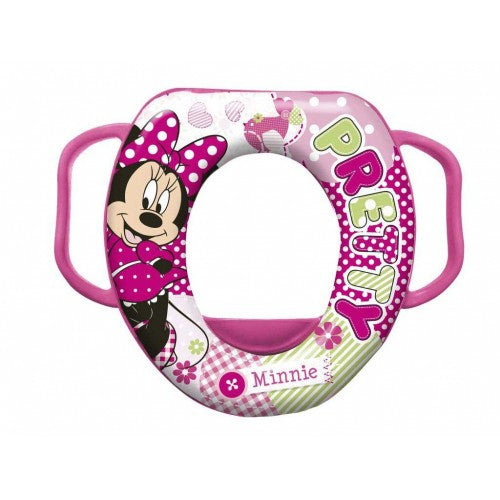 Disney, Padded Toilet Seat with handles