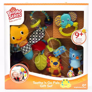 Bright Starts, Teethe N Go Pals (5 Pc)