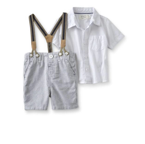 Spencer Suspender Set for Boys