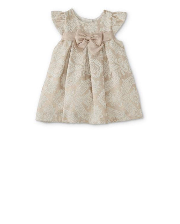 Spencer Jacquard Lace Party Dress - mumspring