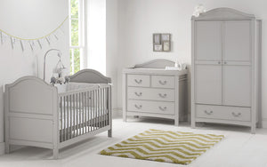 Toulouse French Grey Room Set