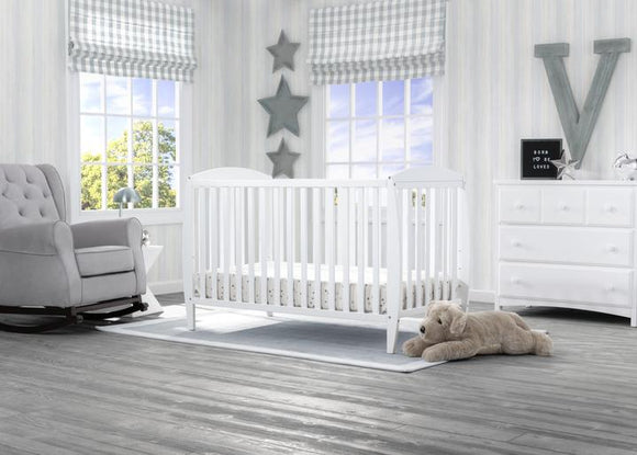 Taylor 4-in-1 Convertible Crib by Delta Children (Preorder Only)
