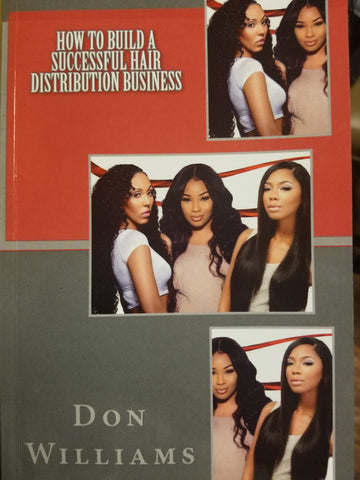 How to Build a Successful Hair Distribution Business