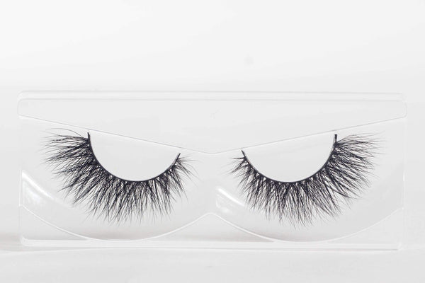 Mink Fur Eyelash Strips 3D012