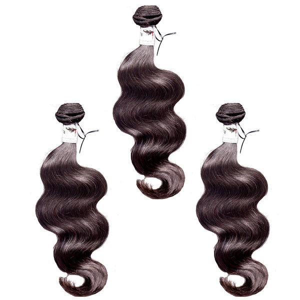 Brazilian Body Wave 3-Pack 10A