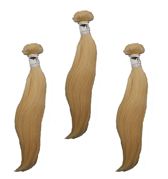 #613 Blonde Straight 3-Pack