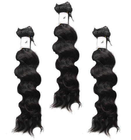 Brazilian Loose Deep 3-Pack