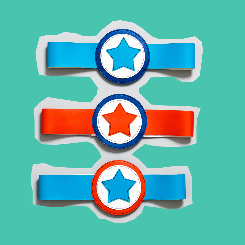 superSTAR superhero belt