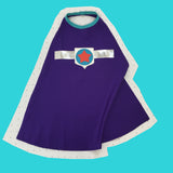 NEW! Purple superstar cape