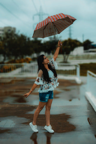 All About Umbrellas - Kisha Umbrella