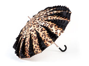 Kisha Leopard Black Edition