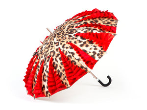 Kisha Leopard Red Edition