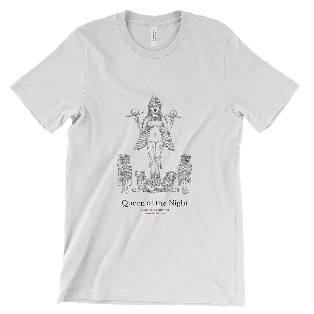 Queen of the Night T-Shirt - White (Unisex)