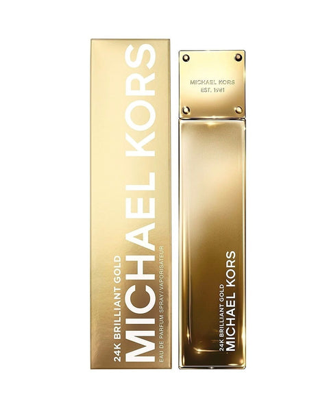 Michael Kors 24K Brilliant Gold Eau de Parfum 100ml Spray
